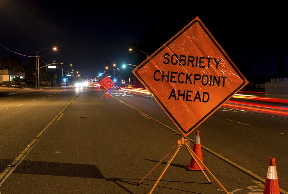 Wilson, Howser, Oliver, & Turner explain your constitutional rights at a DUI checkpoint.