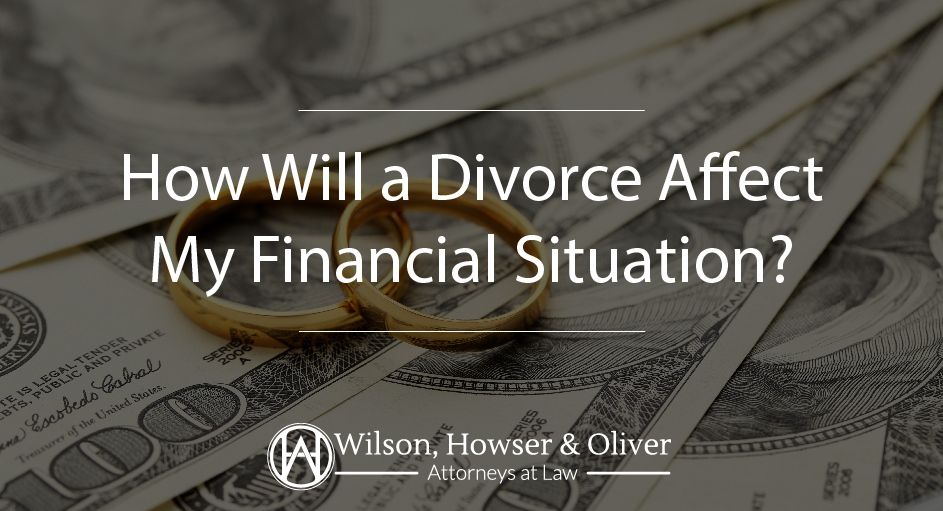 How Will a Divorce Affect My Financial Situation?
